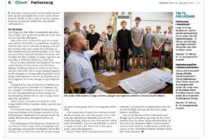 Artikel Jyllands Posten januar 2020